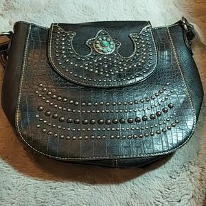 Handbags - Leather purse